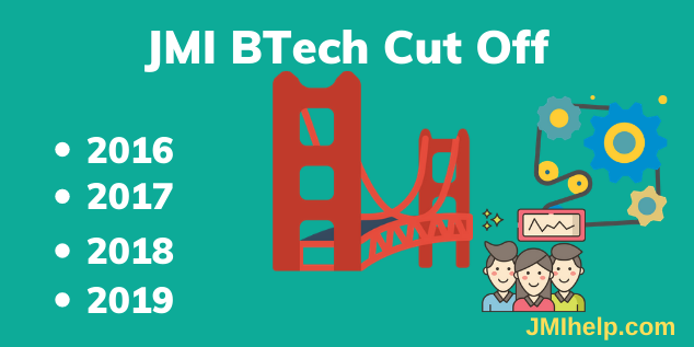 JMI Last Year BTech Cut Off