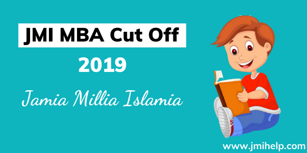 JMI MBA last year cut off