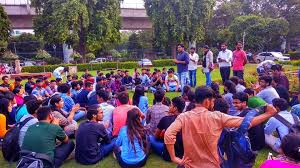 What is it like to be a Hindu student in Jamia Millia Islamia University?